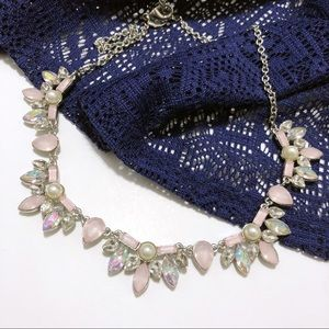 Charming Charlie Bauble Statement Necklace